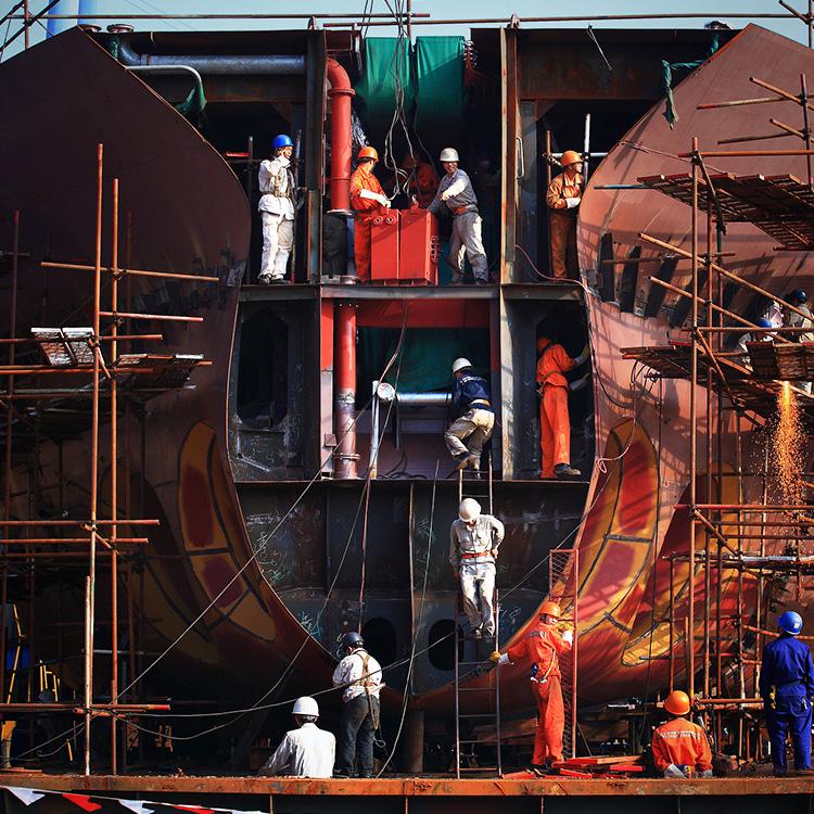 Productos sector naval Vigo
