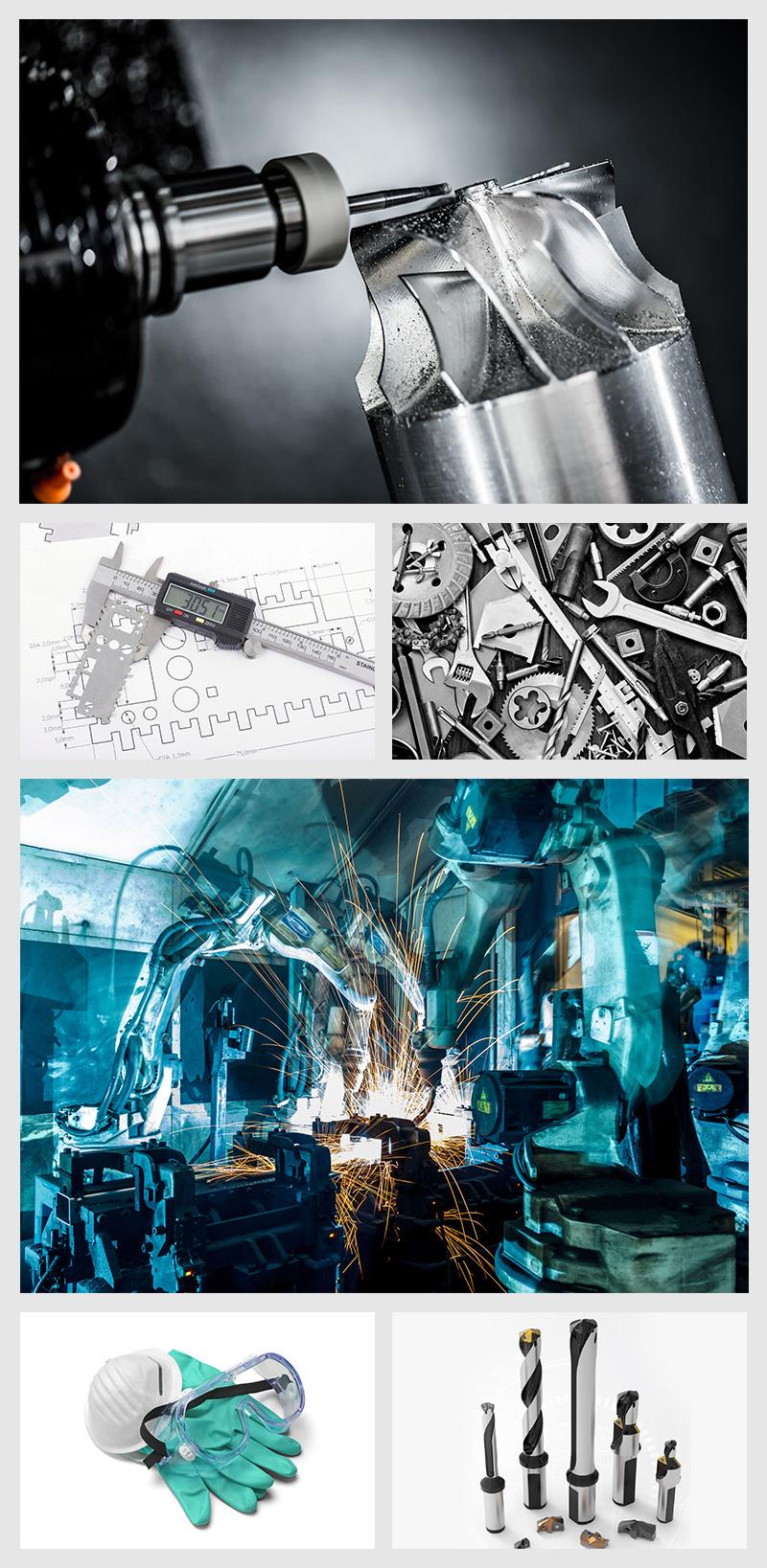 Tornillería, lubricantes, equipos de protección en Vigo